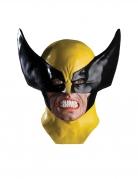 Máscara de látex Wolverine X-Men™ adulto