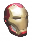 Máscara completa Iron Man Captain America Civil War™ adulto