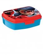 Caja de merienda plástico Ladybug™ 16.5 x 13 cm