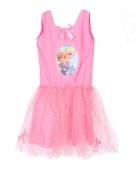 Vestido tutu rosa Frozen™ niña