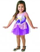 Disfraz princesa Rapunzel™ bailarina niña