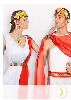 Disfraces de pareja y grupos
