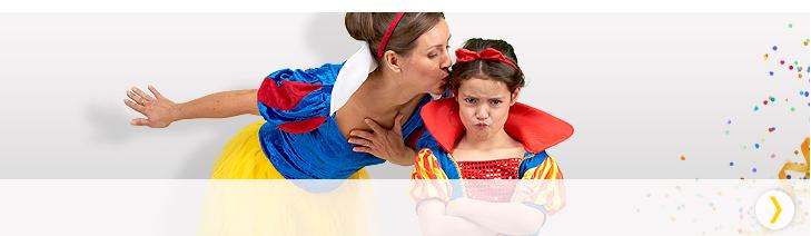 Disfraces padres e hijos
