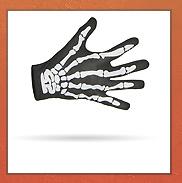 Esqueletos Halloween