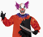 Clown malefique