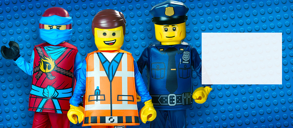 Disfraces Lego™